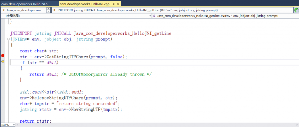 JNI 开发入门 - 如何使用 JNI 实现 Java 程序调用 C/C++程序